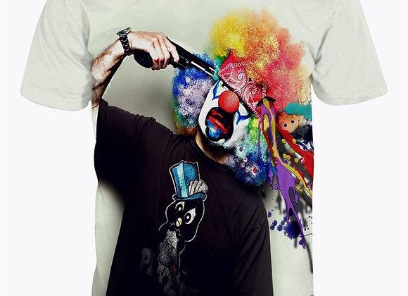 Vīriešu  T-krekls 3D color [ID 519]