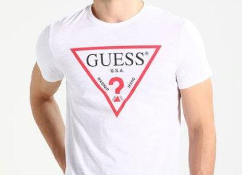 Guess vīriešu T-krekls
