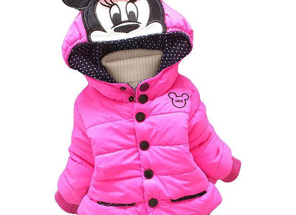 Meiteņu virsjaka Mickey