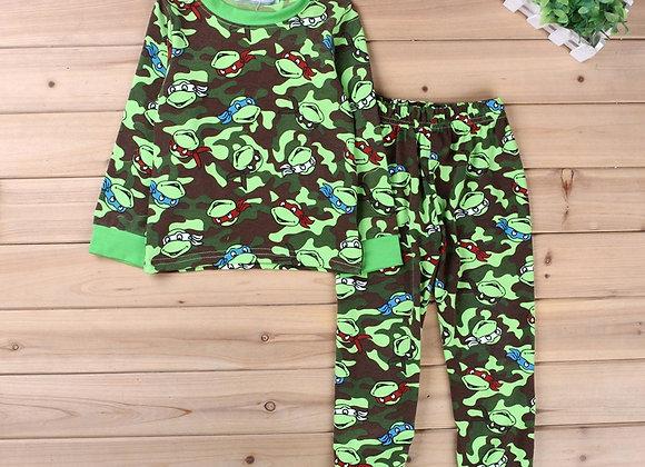 Zēnu Turtles pidžamas 5 [ID 646]