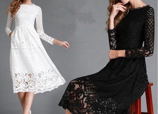 Sieviešu kleita Elegante