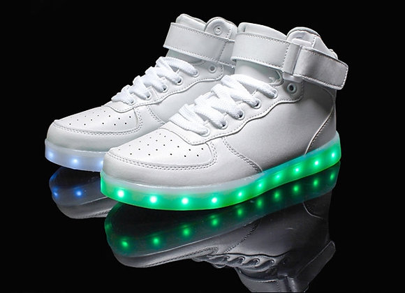 Unisex LED kedas Boots