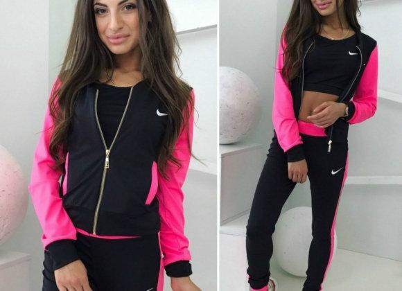 Nike sieviešu sporta tērps Stripe
