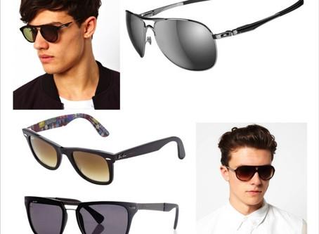 Kā izvēlēties katrai sejas formai piemērotākās saulesbrilles. Padoms vīriešiem.