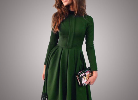 Sieviešu kleita Greeny