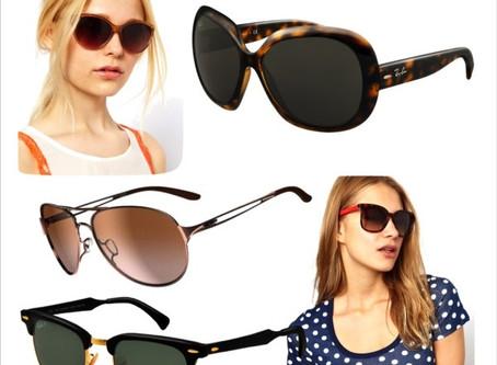 Kā izvēlēties katrai sejas formai piemērotākās saulesbrilles. Padoms sievietēm.