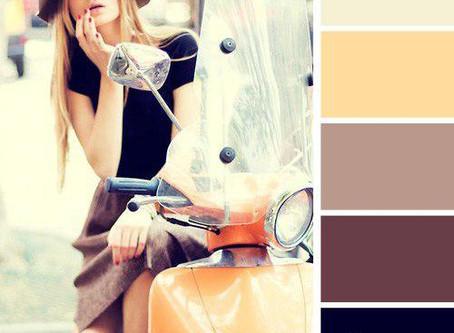 Lieliski krāsu salikumi tavai garderobei!