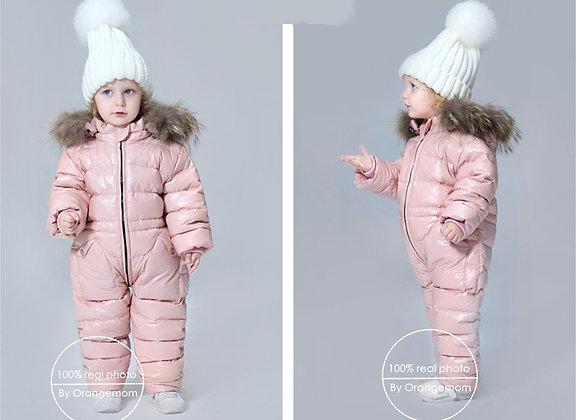 Bērnu ziemas kombinezons