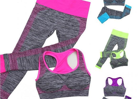 Sieviešu sporta tērps Fitness