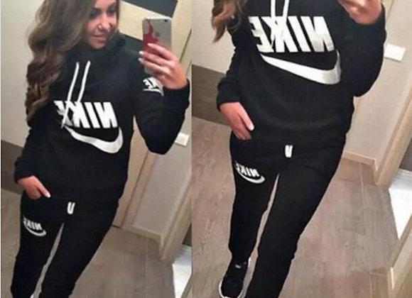 Sieviešu Nike sporta tēprs Hoodie