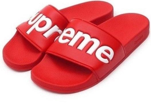 Supreme sandales