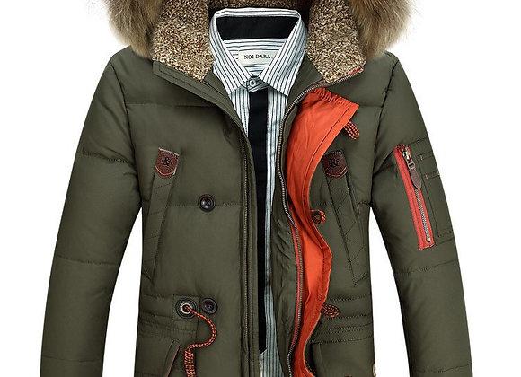 Vīriešu rudens/ziemas virsjaka Fashion [ID 546]