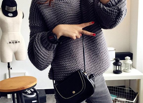 Sieviešu džemperis Knitt [ID 604]