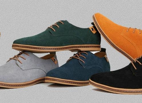 Vīriešu kurpes no ādas Wengelano [ID 669]