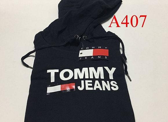 Tommy Hilfiger unisex hoodie džemperis