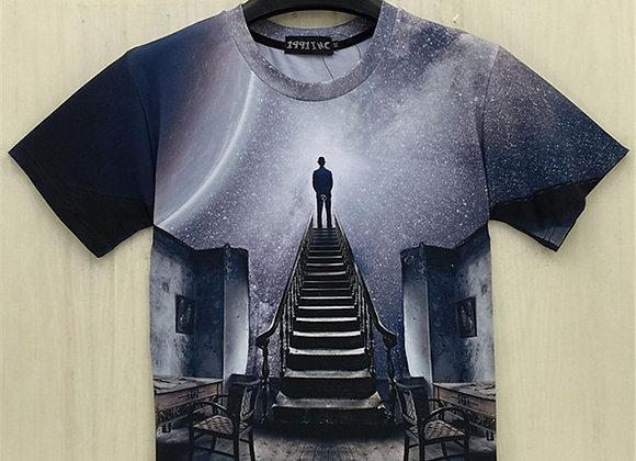 Vīriešu  T-krekls ''3D magic'' [ID 516]