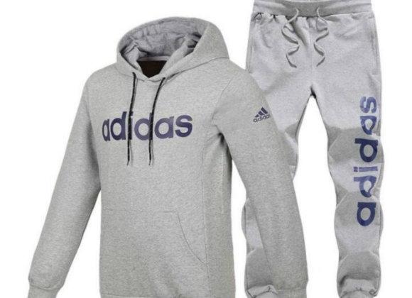 Adidas vīriešu sporta tērps hoodie