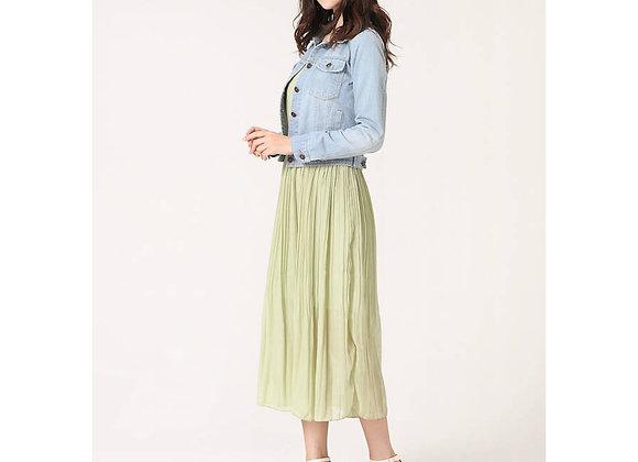 Sieviešu jaka Jeans Elegant