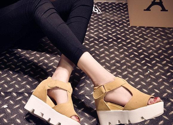 Sieviešu platformas kurpes Gladiator [ID 707]