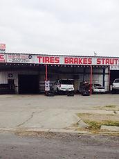 Fresno Tire Storefront