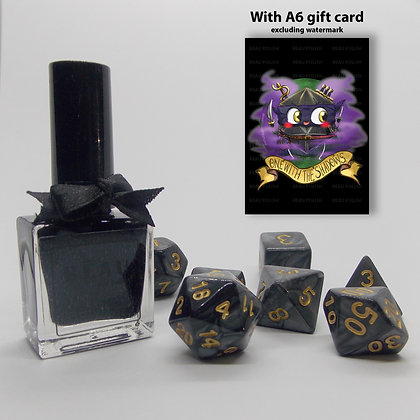 Stealth Check - Rogue Bundle | DnD | Dungeons & Dragons Gift Set