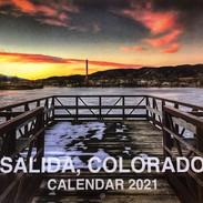 2021 Salida Calendar