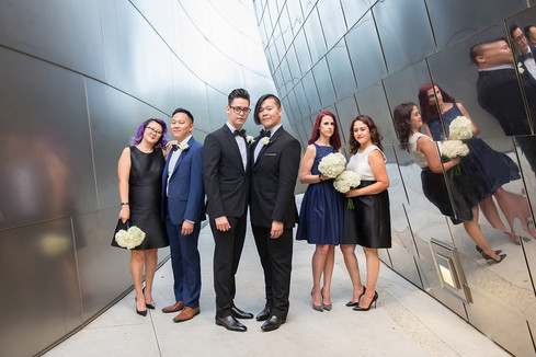 Disney Concert Hall Wedding, Downtown Los Angeles Wedding Photographer