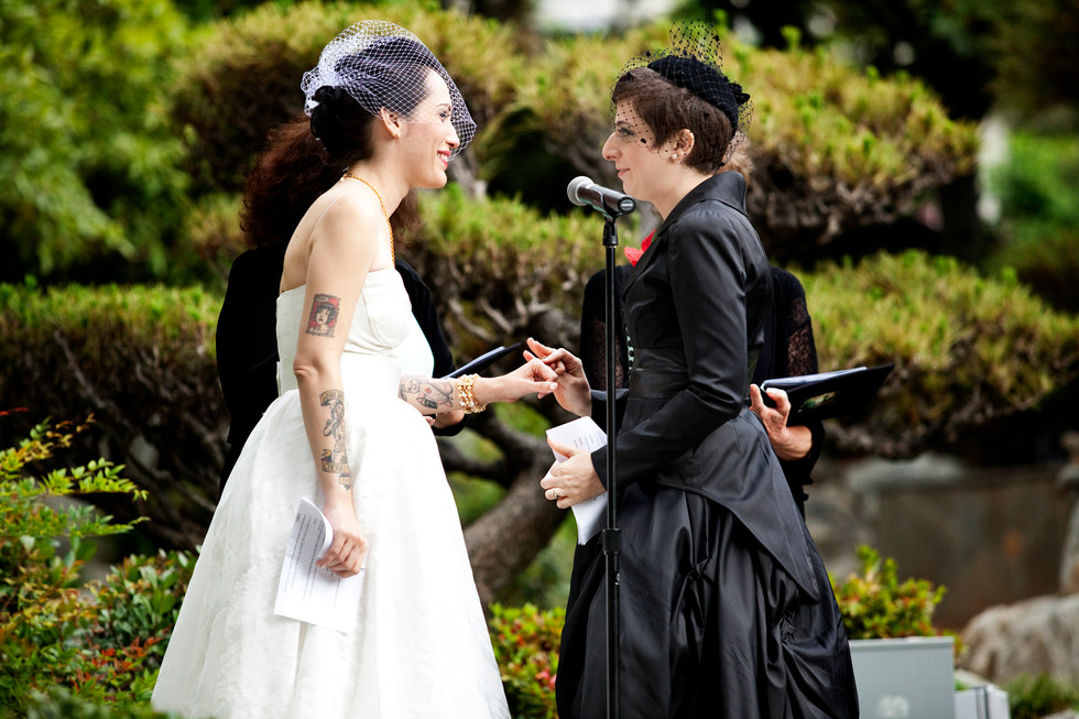 Japanese American Cultural and Community Center Wedding, JACCC Wedding, a Los Angeles Japanes Garden wedding venue
