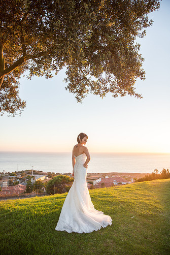 Los Verdes Golf Course, Palos Verdes Wedding