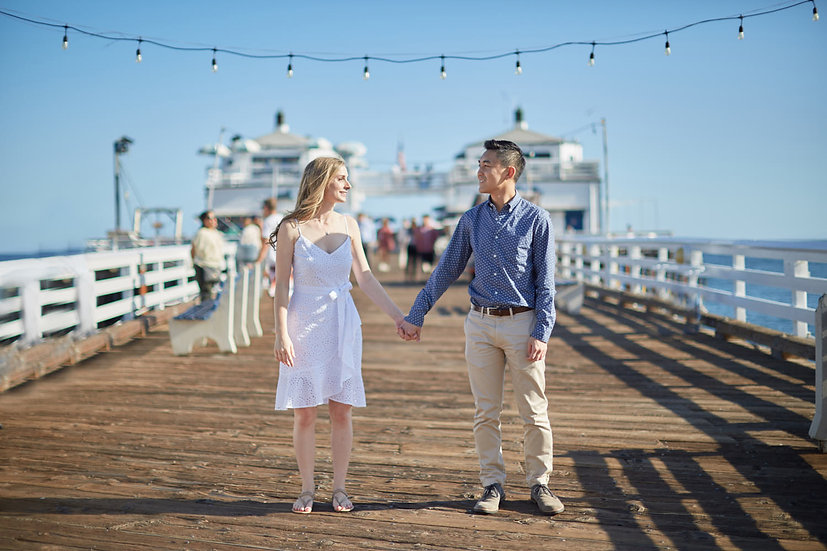 Malibu Pier December 26 -  11:30am | Mini Session