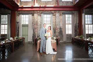 Los Angeles Wedding Photography Huron SubStation