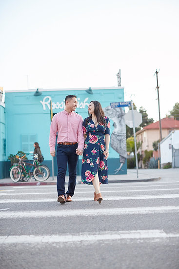 Abbot Kinney- October 11, 2020 -  02:30pm | Mini Session