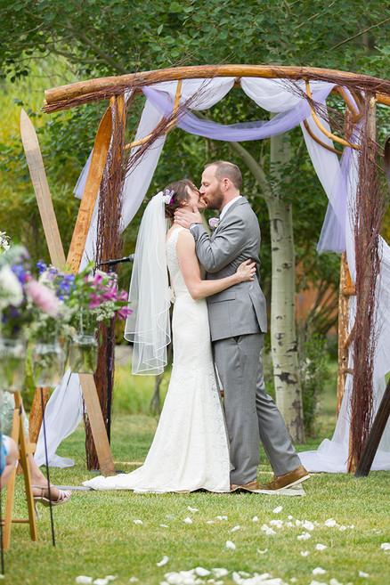 Double Eagle June Lake Wedding, Mammoth Wedding