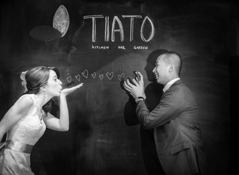 Tiato, A foodie's wedding venue in Santa Monica