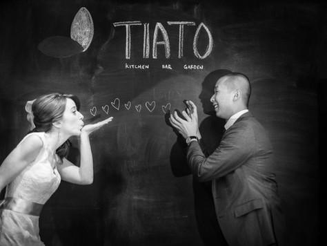 Tiato, A foodie's wedding venue in Santa Monica