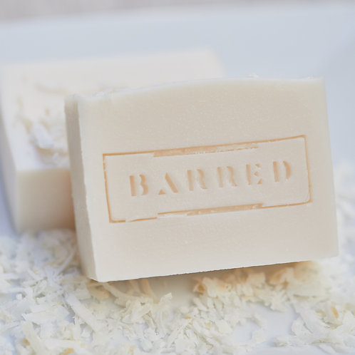 Coconut Wash -Vegetable and Fruit Soap, fragrance and colorant free