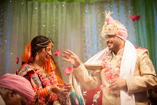 Valley Hindu Temple Wedding, Northridge Indian Wedding Venue
