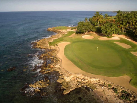 Dominican Republic The Right Mix Of Golf & Beach