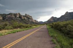 Road to Portal, AZ