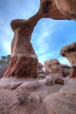 Sandstone Formations, Devil's Garden