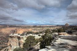 Ghost Rock View Area, Utah