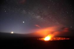 Halemaʻumaʻu Crater, Hawaii
