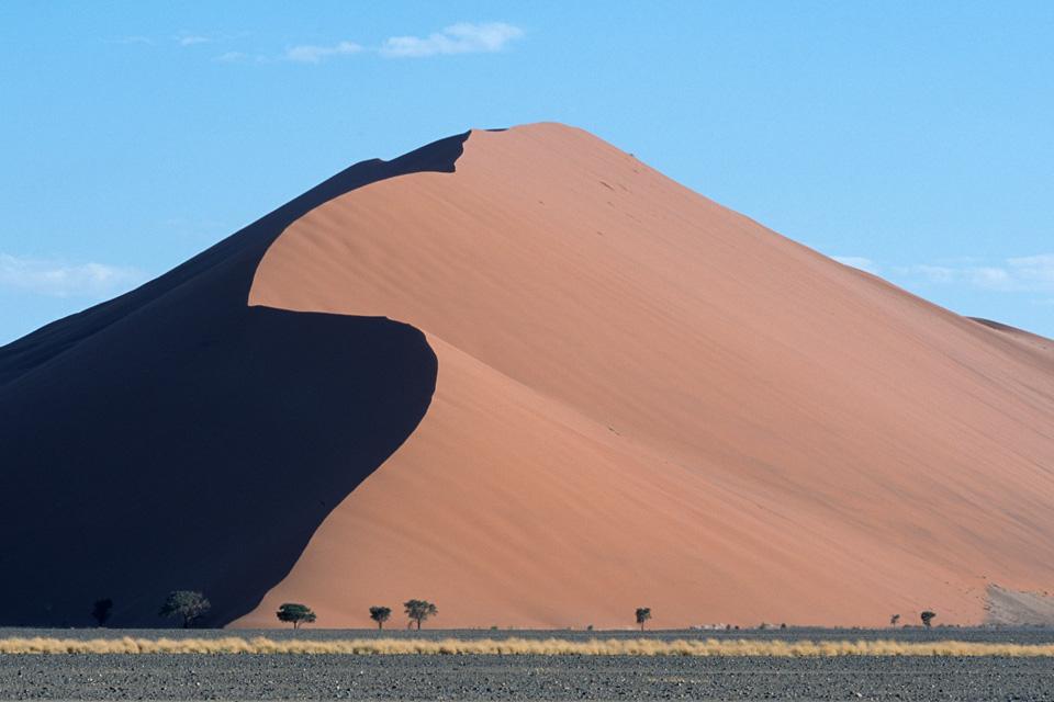 Giant Red Dune at Sossusvlei