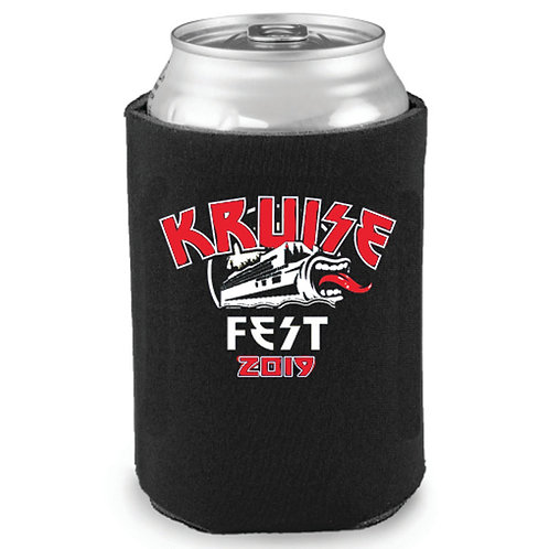 Kruise Fest Can Coozie