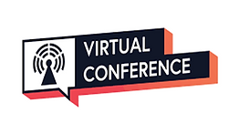 Picture, Word art, virtual conference.pn