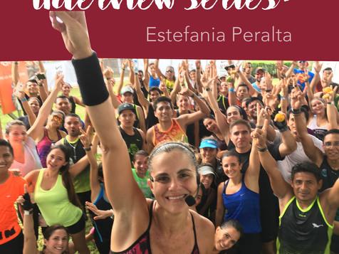 INTERVIEW SERIES #12: Estefania Peralta (@estefaniaperaltab + @circuitgymec)