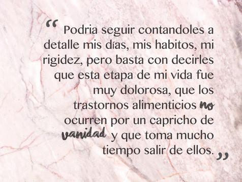INTERVIEW SERIES *especial* #13: Alejandra Freile
