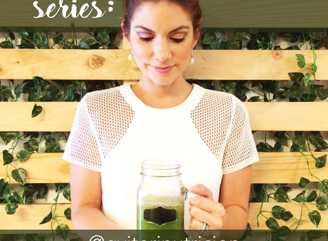 INTERVIEW SERIES #11: @gviterinutricion (Gabriela Viteri)