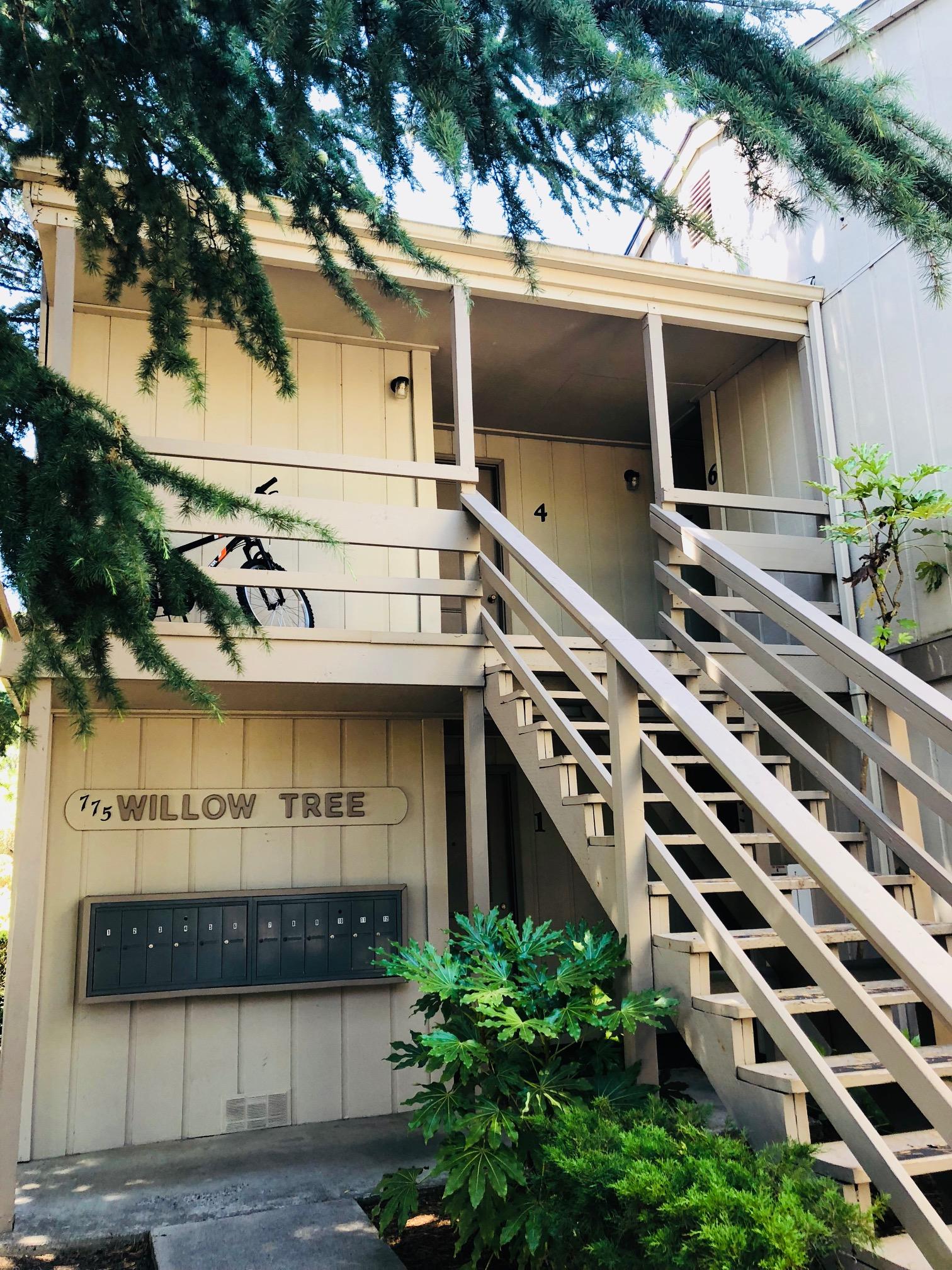 Willow Tree Upstairs Units