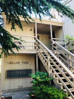 Willow Tree Upstairs Units